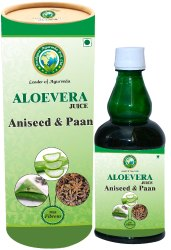 Aloevera Juice with Aniseed & Paan
