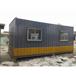 Portable Office Cabin Container