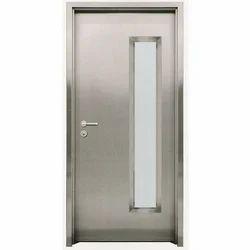 Stainless Steel Door  sc 1 st  IndiaMART & Metal Doors in Pondicherry India - IndiaMART