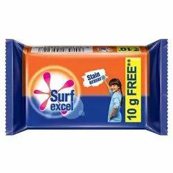 Surf Excel Detergent Bar - 100 g, Shape: Rectangle, Packaging Type: Packet