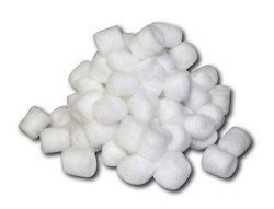 Plain Cotton Wool Ball
