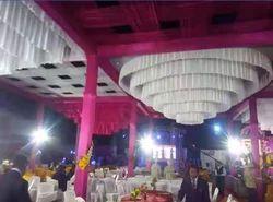 Fancy Wedding Shamiana Tent