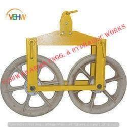 Tandem Type Aerial Roller