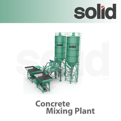 Ready Mix Concrete Plant in Ahmedabad, रेडी मिक्स