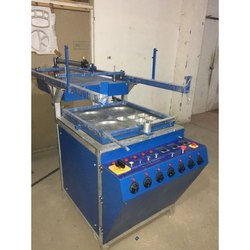 Thermocol Disposable Plate Making Machine
