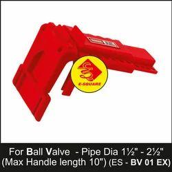 Medium Ball Valve Lockout