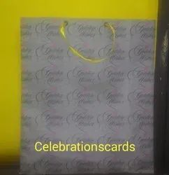 Multicolor Printed gift bags, For Small Gifting, Capacity: 250 Grams