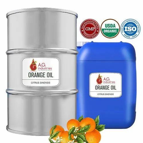 Mandarin Oil