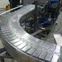 Stainless Steel Ss Slat Conveyor System