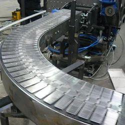 SS Slat Conveyor System