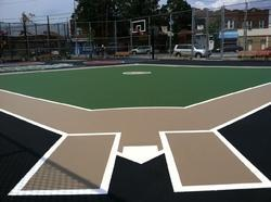 Sports Court Surface Flooring