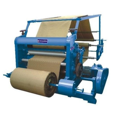 Single Face Paper Corrugating Machines