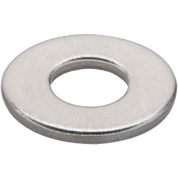 Industrial Stainless Steel Flat Washer