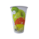 Paper 330 Ml Disposable Printed Cup