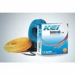 Kei House Wire - Fr 1.5 Sq mm Single Core Copper PVC Insulated Cable
