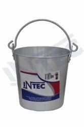 Silver INTEC - DELUX - Aluminium / Milk/Water Bucket