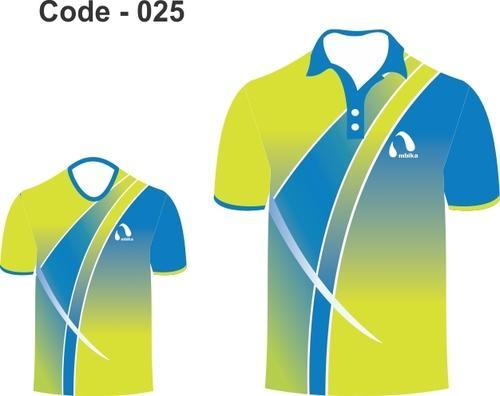 6b8f55cb92e Sublimation Sports T Shirt