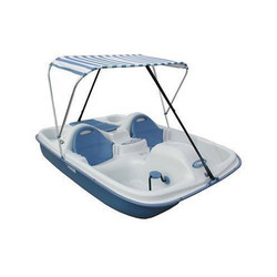 Two Seater FRP Pedal Boat