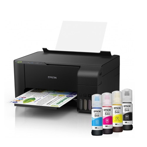 Epson Ecotank L3110 All In One Ink Tank Printer (black)