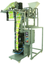 Fully Automatic Cashew Packaging Machine with Chute Bagger