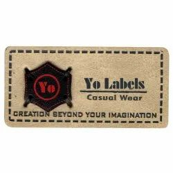 PU Labels, for Garments