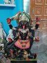 Black Marble Kali Mata Statue