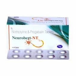 Nortriptyline with Pregabalin 75mg Tablets