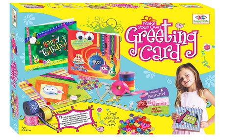 Asianhobbycrafts make your own greeting card game at rs 389 piece asianhobbycrafts make your own greeting card game m4hsunfo