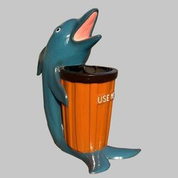 FRP Animal Dustbin