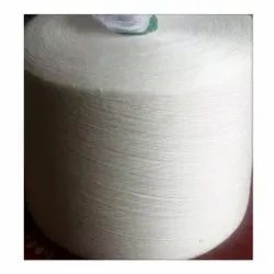 White Dyed Banana Fibre Yarn, For Fabric Making, Count: 30