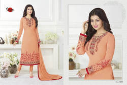 Full Sleeve Suhati Salwar Suit