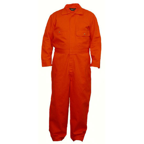 0e8cdb12b8e Polyester Medium And Large Full Sleeves Boiler Suit