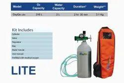 取决于氧气氧气气缸,用于医疗用途