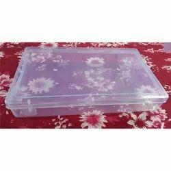 Rectangle plastic ractangle box