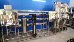 SS RO Drinking Water Treatment Plant ISI 6000 LPH