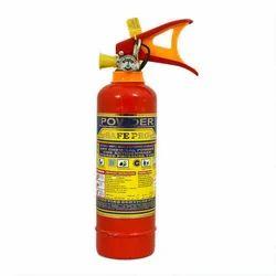 SafePro ABC Powder Type Fire Extinguisher- 1KG