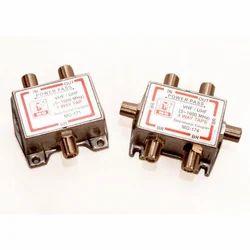 CATV Splitter - Cable TV Splitter Latest Price