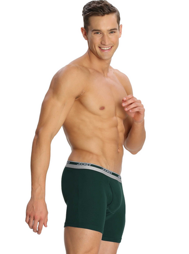 d75a833b67ea Black Cotton Jockey Bottle Green Boxer Brief, Rs 209 /piece | ID ...