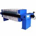 Frame Type Filter Press Machine