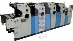 Offset Printing Machine Four Color