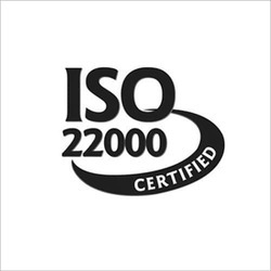 ISO 22000:2007 Certification
