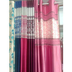 Cotton Printed Fancy Curtains for Door