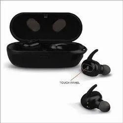 Promo USB Black Wireless Earphones