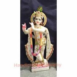 Indian God Marble Krishna