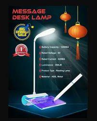 message Desk Lamp