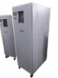 50 KVA Three Phase Servo Voltage Stabilizer