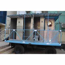 MS Portable Toilet Van