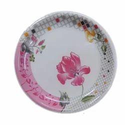 Printed Melamine Plate