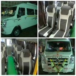13 Seater Tempo Traveller Hire