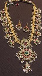 Uncut Necklace Set
